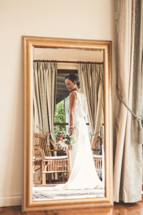 The accommodation at Silos Estate creates the perfect place to get ready for your big day - photo copyright Red Berry Photography