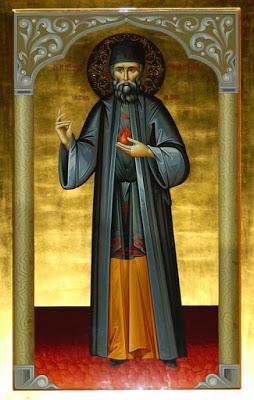 Icon of Saint Ephraim