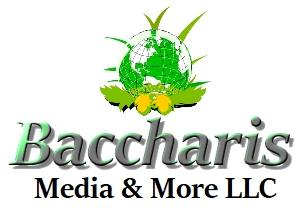 Logo of Baccharis Media & More LLC