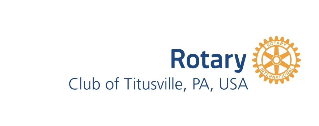 Logo for Titusville Rotary Club
