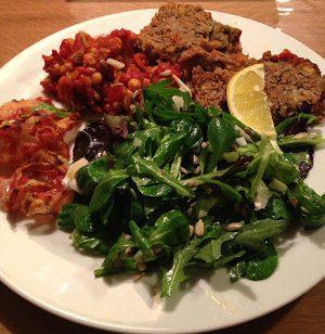 Meatloaf á la Jamie Oliver