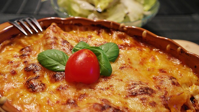 Lasagnette: dat is lasagne van courgette