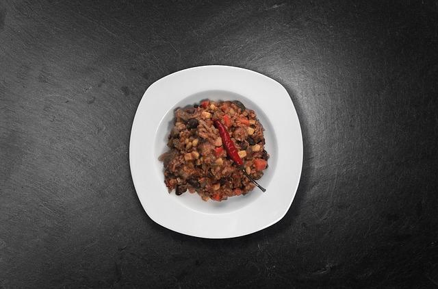 Chili con carne uit de slowcooker