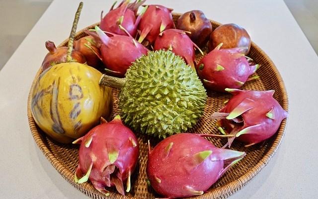 Roedjak manis: een lekker pittig schaaltje fruit