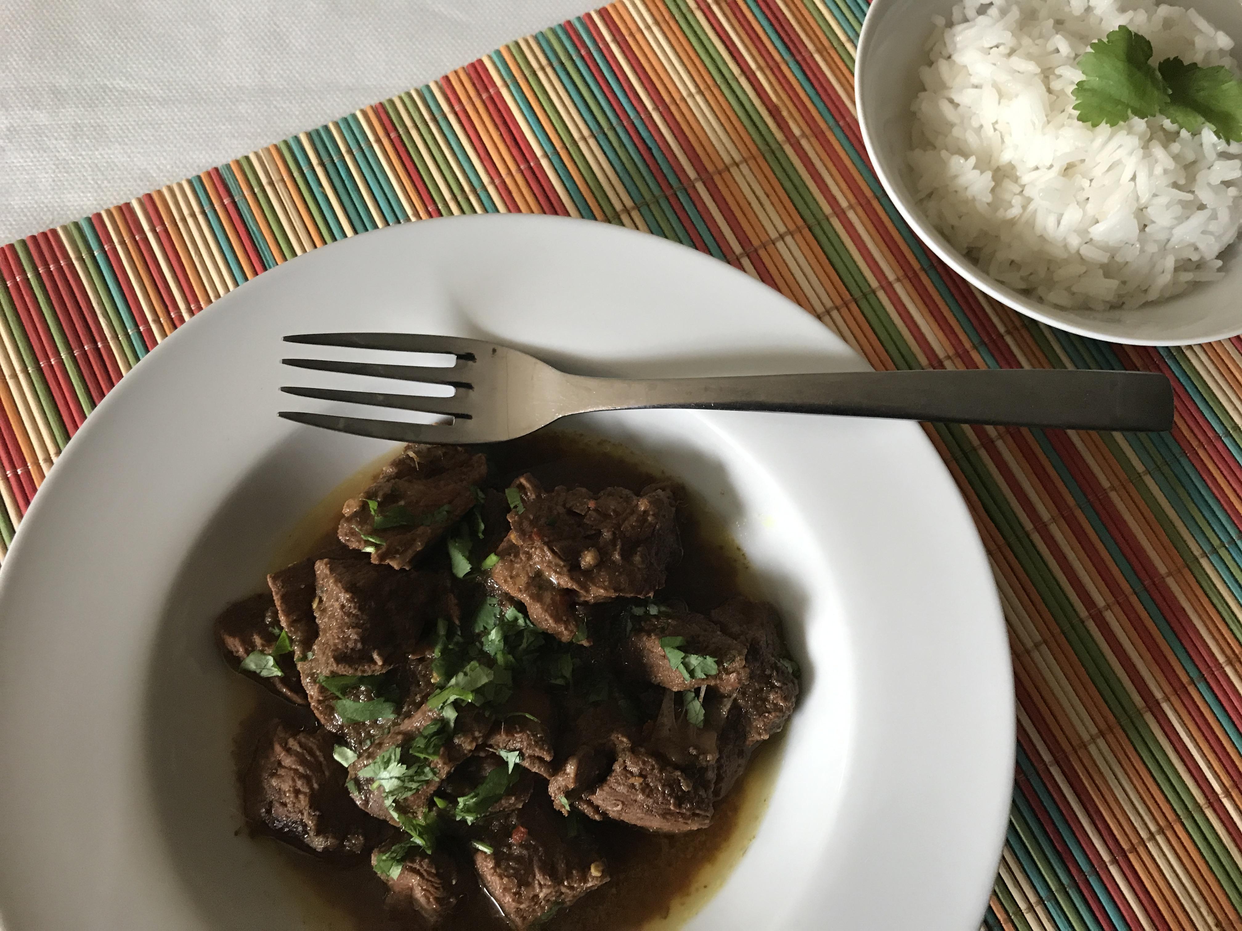 Hoe een Indiase curry een pittig stoofpotje werd