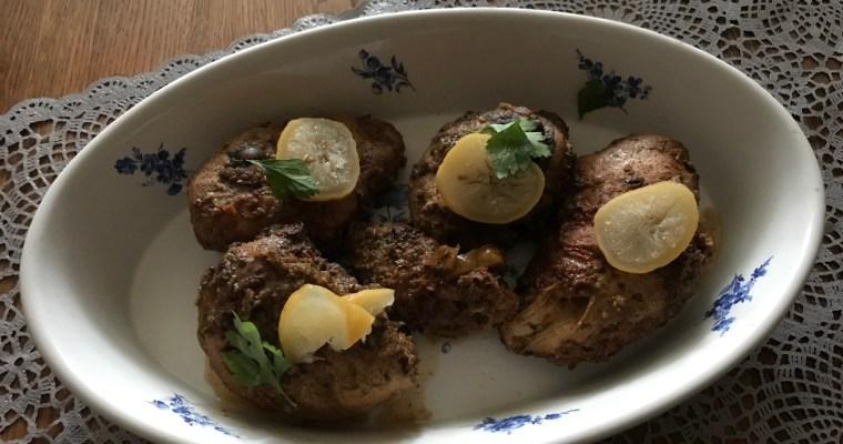 Marokkaanse kip zoals je hem nog niet eerder hebt gegeten!
