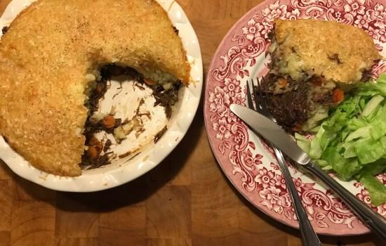 Shepherd's Pie of Cottage Pie: wat is het verschil eigenlijk?