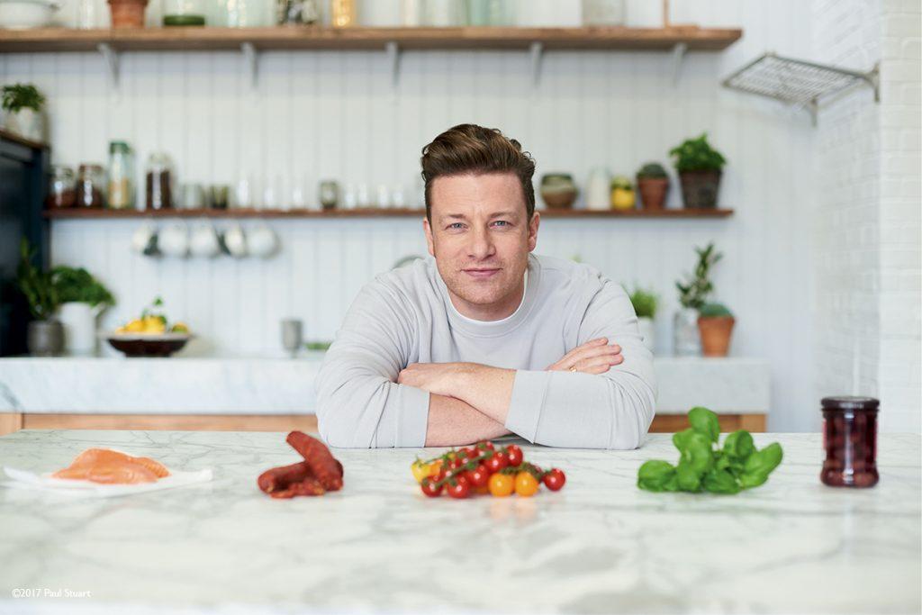 Review: 5 ingrediënten - Simpel & Snel koken van Jamie Oliver