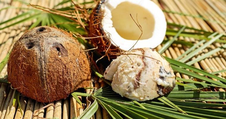 Kokosbollen koop je niet op de markt, die maak je zelf!