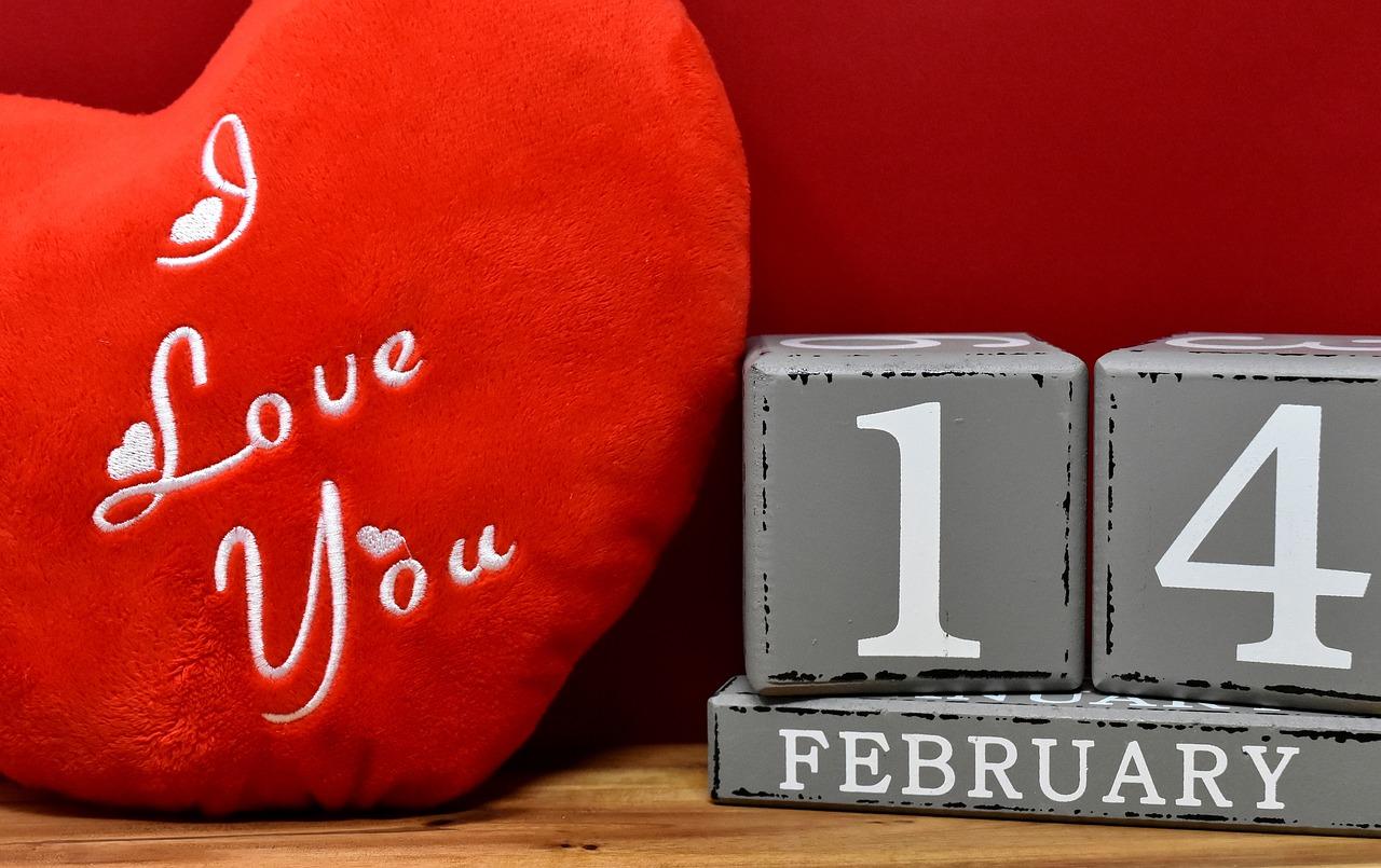 """Will you be my Valentine?"" – Valentijnsdag 2018"