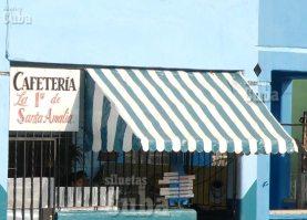 Cafetería particular en Santa Amalia, el 19 de Abril de 2011, La Habana, Cuba. Foto: Calixto N. Llanes/Juventud Rebelde (CUBA)