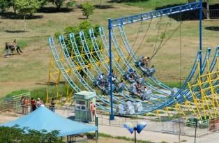"""""""Columpio Gigante"""" en el parque de diversiones """"Mariposa"""", el 3 de Agosto de 2011, La Habana, Cuba. Foto: Calixto N. Llanes (CUBA)"""