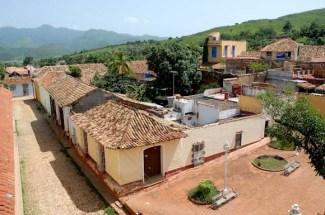 Casas de Trinidad, el 3 de Julio de 2010, Sancti Spíritus, Cuba. Foto: Calixto N. Llanes (CUBA)