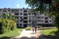 Edificio multifamiliar en el reparto Alamar, el 4 de Septiembre de 2011, La Habana, Cuba. Foto: Calixto N. Llanes (CUBA)