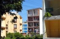 Edificios en Nuevo Vedado, el 4 de Septiembre de 2011, La Habana, Cuba. Foto: Calixto N. Llanes (CUBA)
