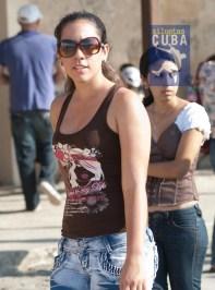 Pasarela en La Cabaña, el 17 de Febrero de 2012, La Habana. FOTO: Calixto N. Llanes (CUBA)