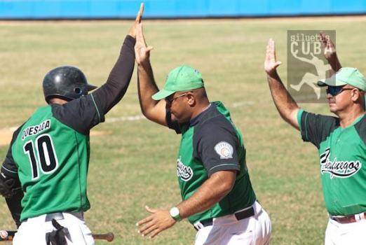 Cienfuegos se mantuvo fiel a su trayectoria de los últimos años. FOTO: Calixto N. Llanes/Juventud Rebelde (CUBA)
