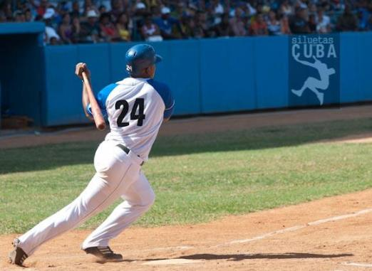 ¿Estará Yasmani Tomás en la alineación de Vargas ? FOTO: Calixto N. Llanes/Juventud Rebelde (CUBA)