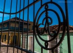 Detalles de la reja de un Museo de Trinidad. FOTO de Calixto N. Llanes (CUBA)