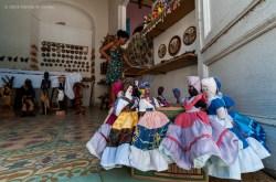 Venta de artesanía en Trinidad. FOTO de Calixto N. Llanes (CUBA)