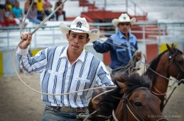 Vaqueros se preparan para competir en la final del Campeonato Nacional de Rodeo entre Villa Clara y Sancti Spiritus, durante la Feria Internacional Agroindustrial Alimentaria (FIAGROP) de Rancho Boyeros el martes 18 de marzo de 2014 en La Habana, Cuba. FOTO de Calixto N. Llanes/Juventud Rebelde (CUBA)