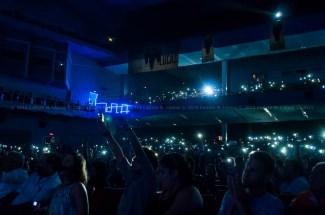 Concierto homenaje a Santiago Feliú en el Teatro Karl Marx en La Habana, Cuba, el viernes 21 de agosto de 2015. FOTO de Calixto N. Llanes/Juventud Rebelde (CUBA)
