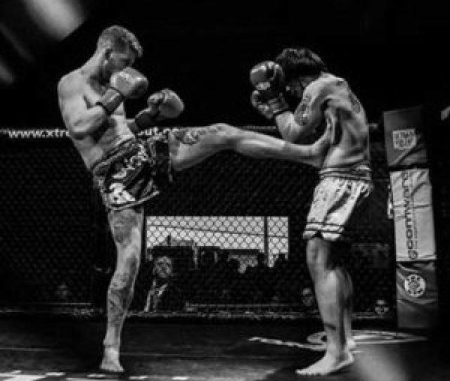 Muay Thai Kickboxing Classes In Arlington Texas