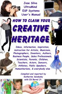 Claim Your Creative Heritage workbook