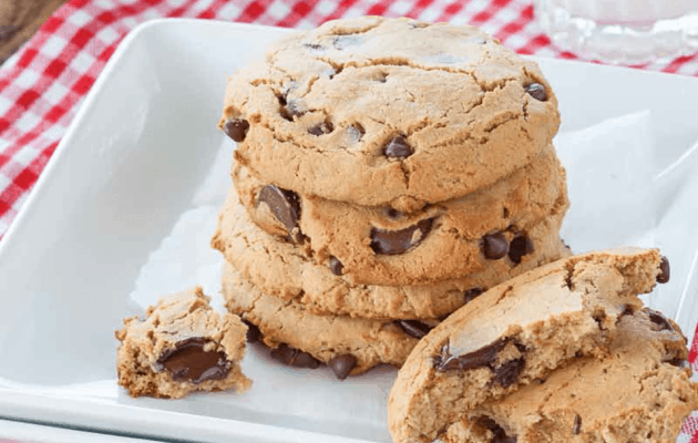 Danielle Walker's Paleo Real-Deal Chocolate Chip Cookies