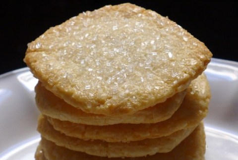 Gluten-Free, Dairy-Free Shortbread Cookie Slabs