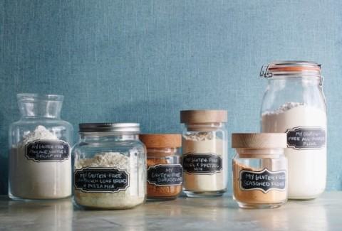 Gluten-Free Flour Blends