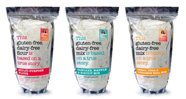 Please Welcome My New Gluten-Free, Dairy-Free Multi-Purpose Flour + Mixes!