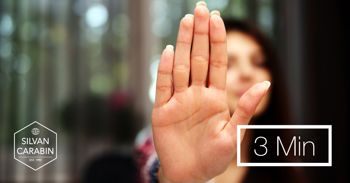 Die Kunst Nein zu sagen: 4 Tipps