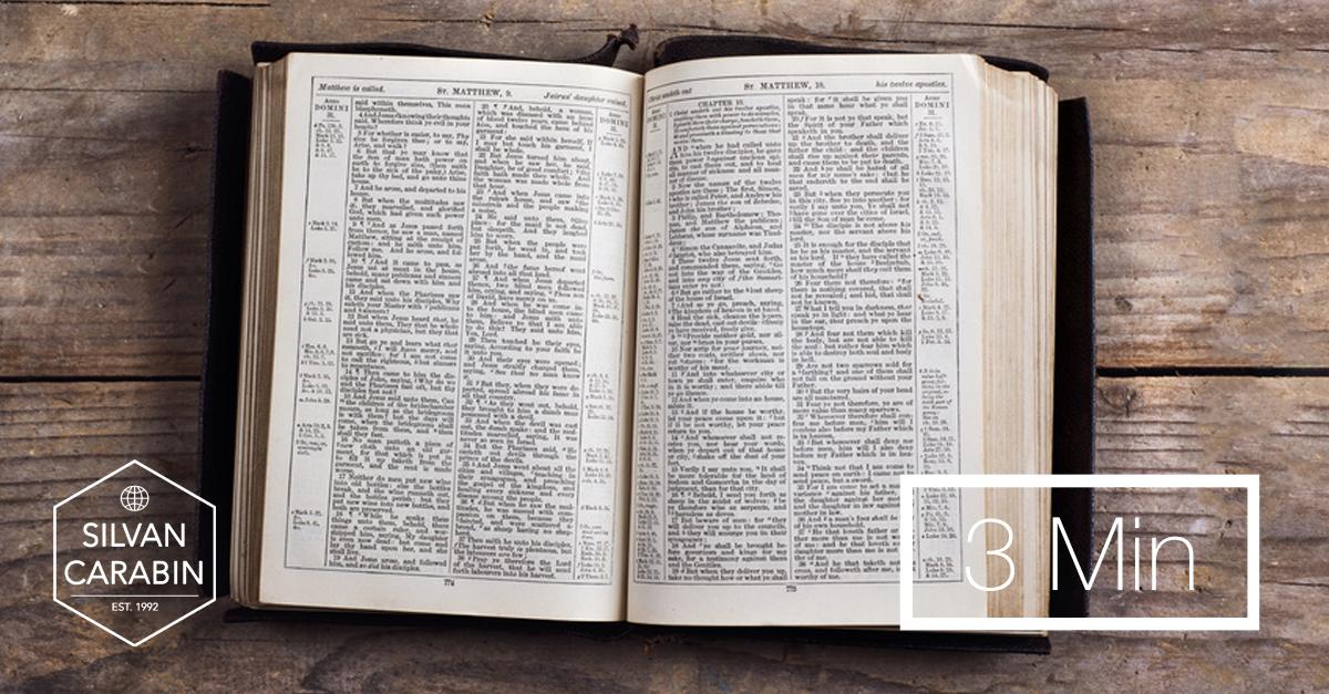 Die Bibel – Fluch oder Segen?