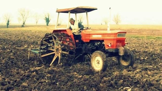 Gabbie ruote trattore