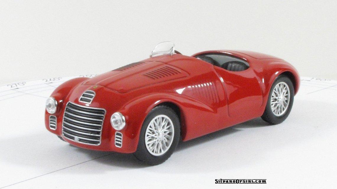 Ferrari 125 S, matrimonio a dodici cilindri