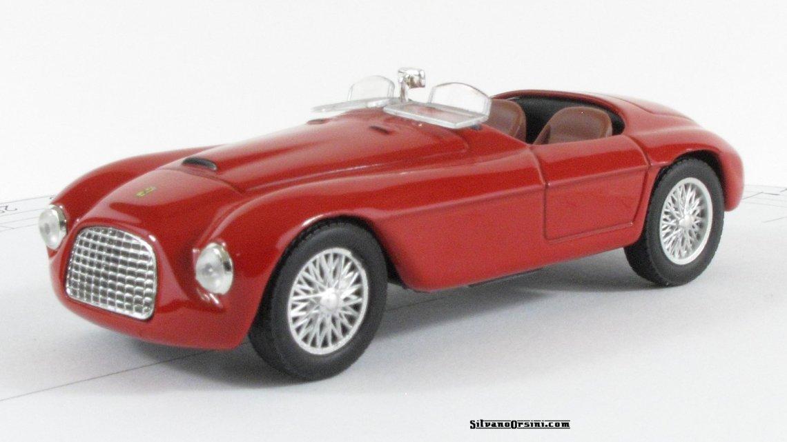 Ferrari 166 MM, una rivoluzione di stile