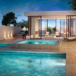Decks, terraços e piscinas