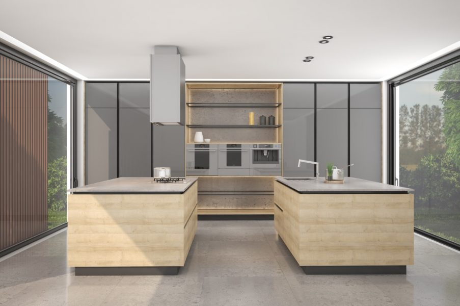 Kitchens VELL - PURE Line