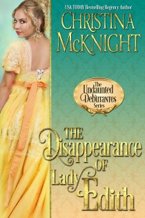 The Disappearance of Lady Edith Cover