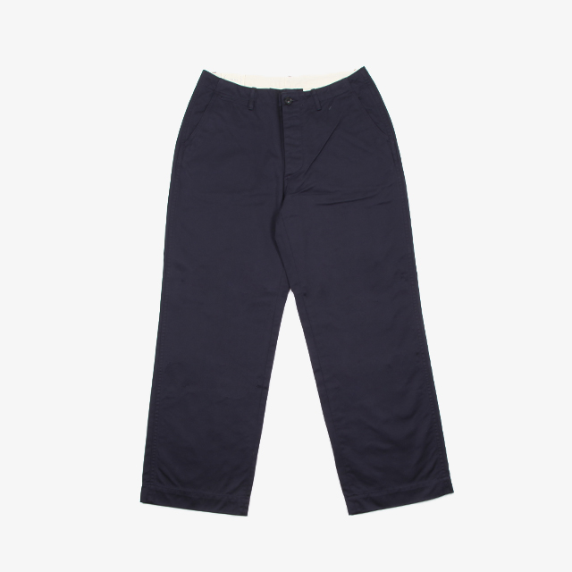 cantate Waiste Point Trousers Navy [18AWCA0113]