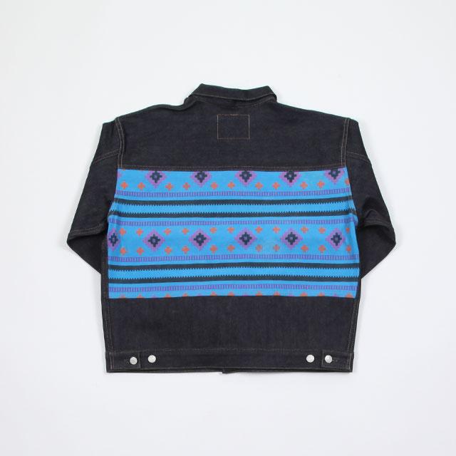 orSlow 2nd TYPE DENIM JACKET – S&G Special Indigo Denim size:1(S)