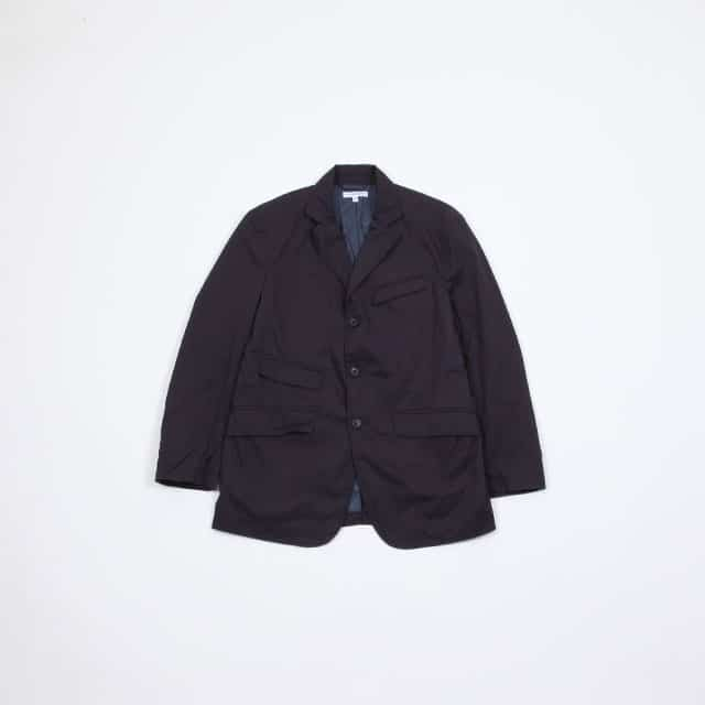 Engineered Garments Andover Jacket – High Count Twill Dk. Navy [EF223]