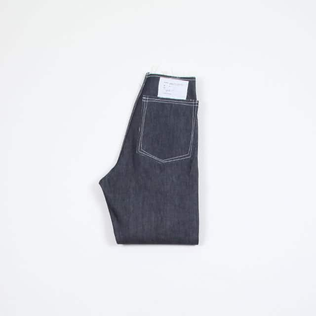 CAMIEL FORTGENS Normal Jeans Selvadge Denim Dark Denim