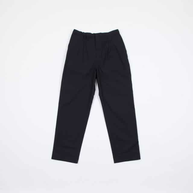A VONTADE 1 Tuck Tapered Easy Trousers [VTD-0404-PT]