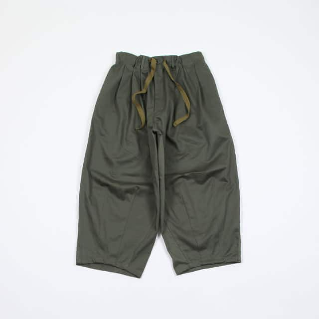 is-ness BALLOON EZ PANTS [28PT01T01]