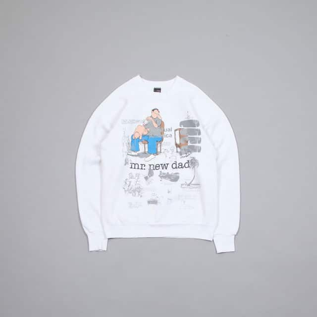 HEXICO AMERICAN CARTOON REFLECTUR PRINT Ex.Used U,S,SWEAT [2936]