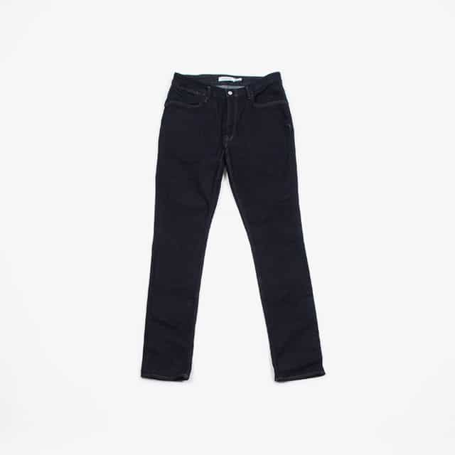 nonnative DWELLER 5P JEANS DROPPED FIT C/P 12oz DENIM STRECH OW [NN-P3504]