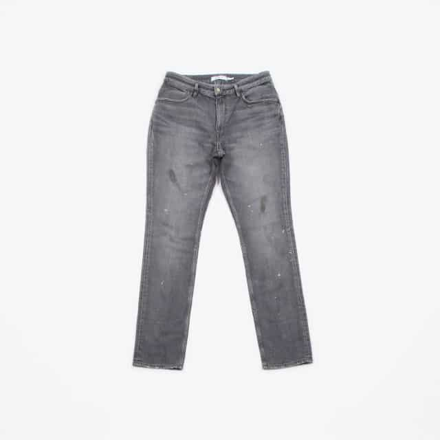 nonnative DWELLER 5P JEANS DROPPED FIT C/P 12oz DENIM STRECH VW [NN-P3508]