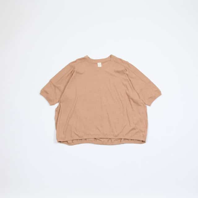 O project JERSEY SS WIDE FIT TEE [07TS2]